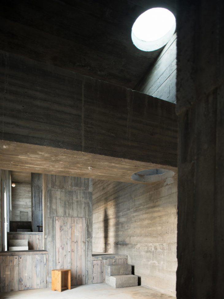 Loba House By Pezo Von Ellrichshausen Archiscene