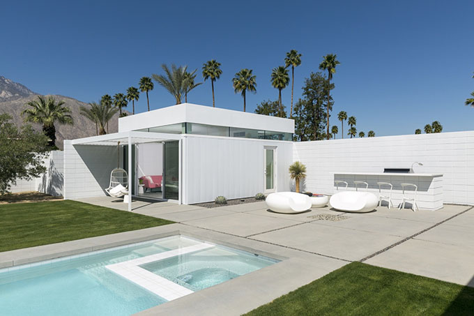Palm Springs Residence By Jim Jennings Architecture