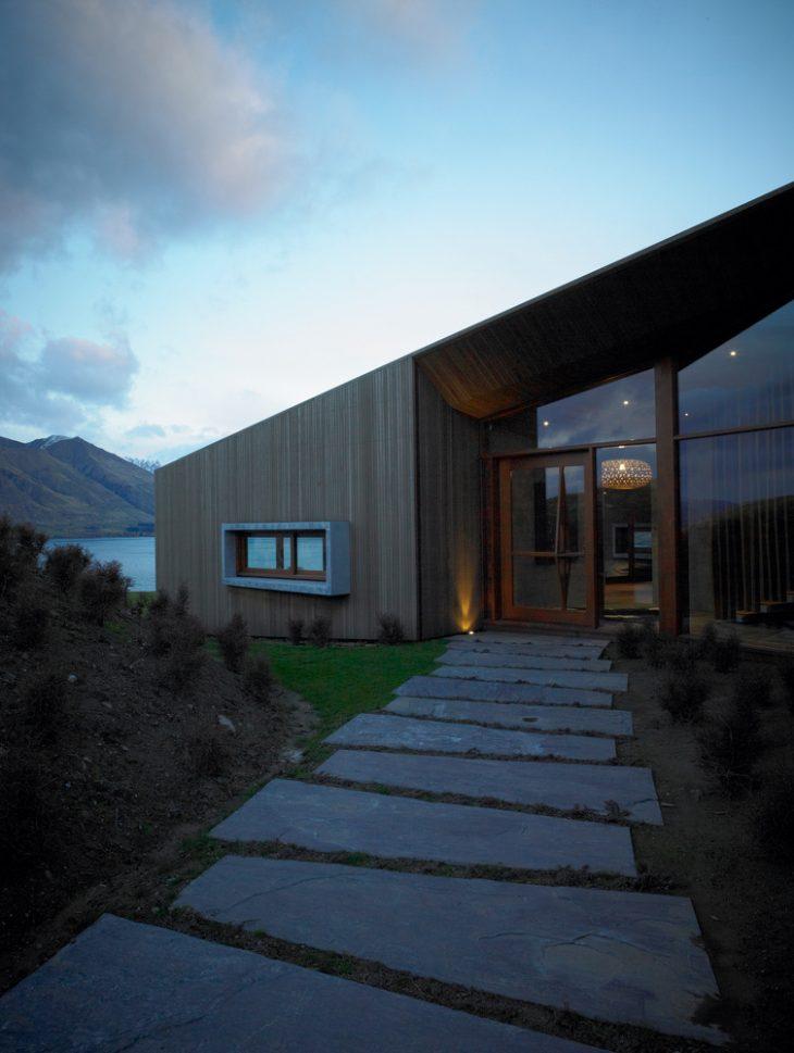 Te Kaitaka By Stevens Lawson Architects Archiscene