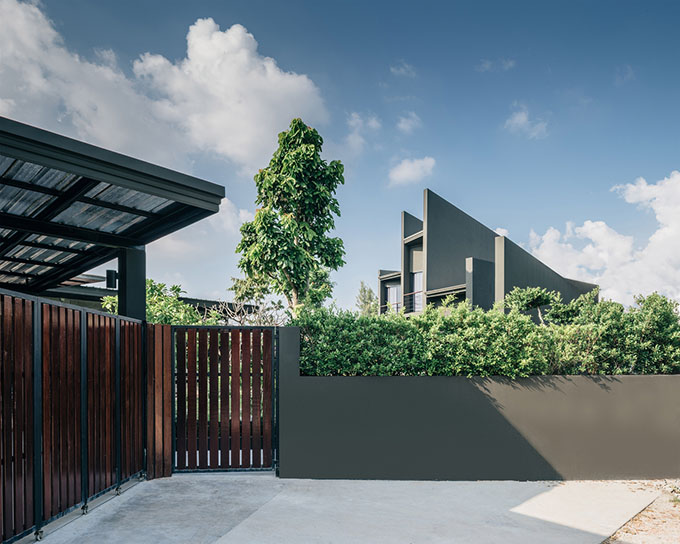 Chonburi Sila House by Anghin Architecture - Archiscene