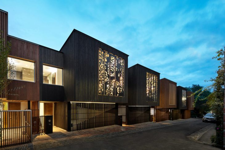 Six Urban Residences In Richmond By Melbourne Design Studios