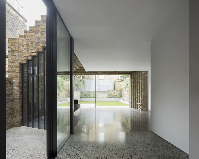 Step house by bureau de change architects archiscene