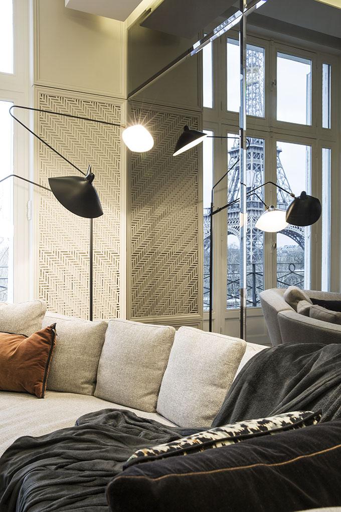 Vue D Eiffel By Arrcc Archiscene Your Daily Architecture