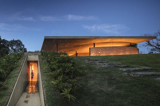 Planar House By Studio Mk27 Amp Lair Reis Archiscene