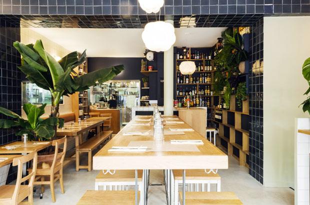 BLITZ Restaurant In Paris
