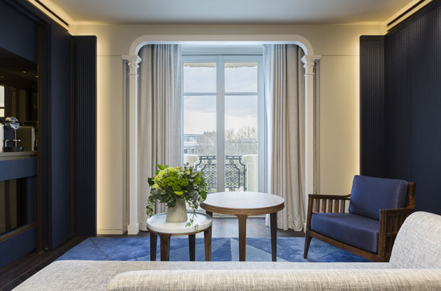 HOTEL LUTETIA Paris
