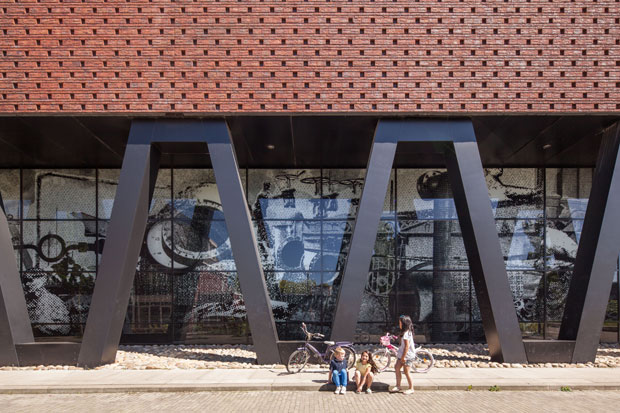 Villa Industria Project by Mecanoo
