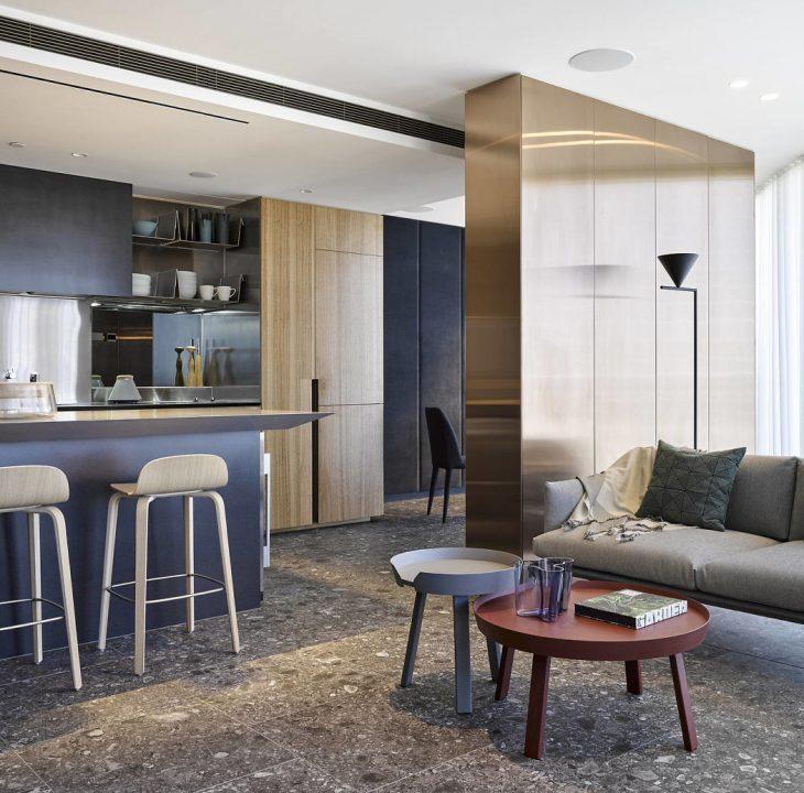 Spire Residences by John Wardle Architects