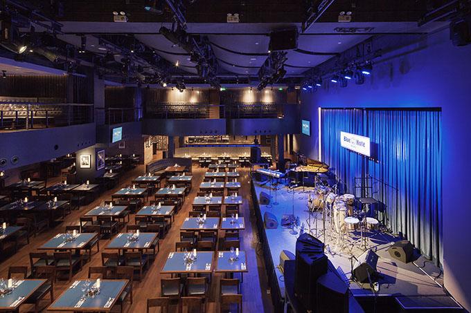 Blue Note Beijing Jazz Club By Chiasmus Partners