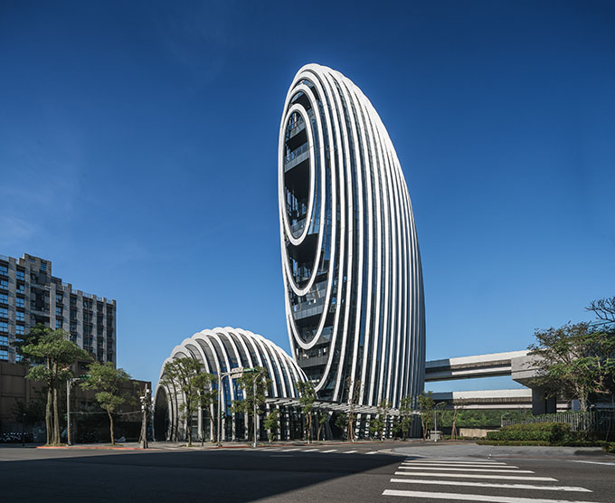 L 232 Architecture By Aedas Wins Hearts Of Global Design