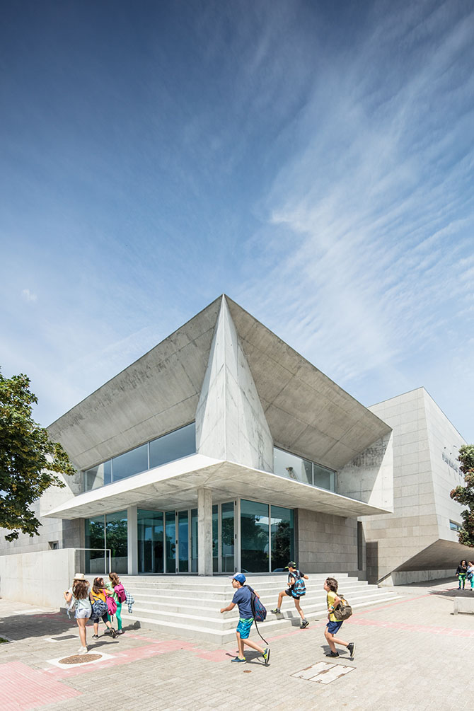 Atlantic Pavilion By Valdemar Coutinho Archiscene