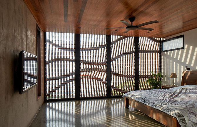 Brise Soleil House By Studio Workshop Archiscene