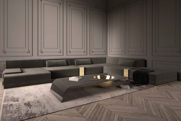 In 2018, Nabil Issa Established His Personal Brand Which Will Launch Its  First Furniture Collection In Fall. As A Citizen Of The World Who Is  Passionate ...
