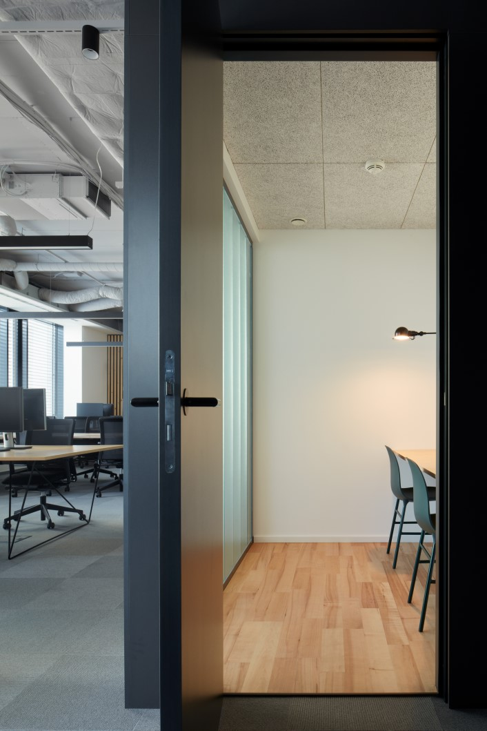 Funtasty Offices by Studio Perspektiv - Archiscene