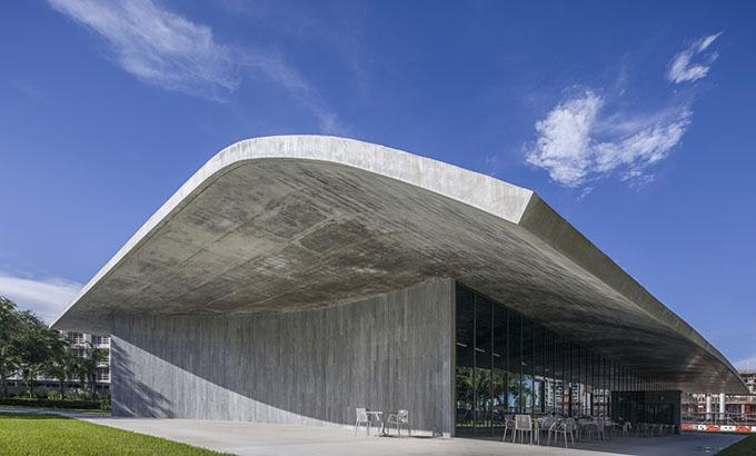 university of miami school of architecture by arquitectonica