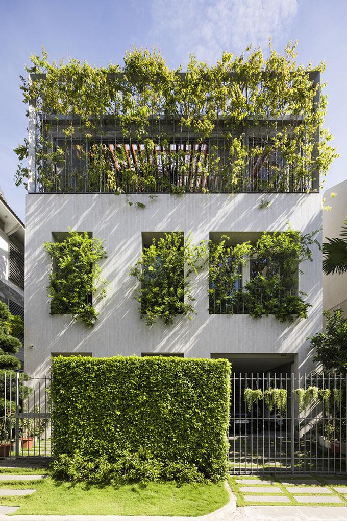 Stepping Park House by VTN Architects - Archiscene