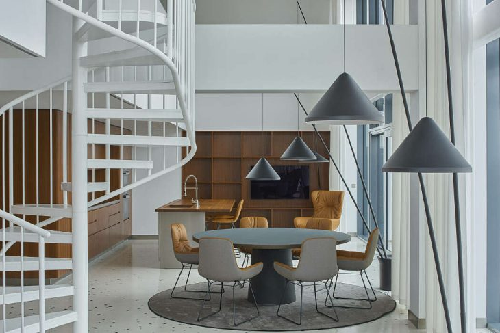 lavish apartment