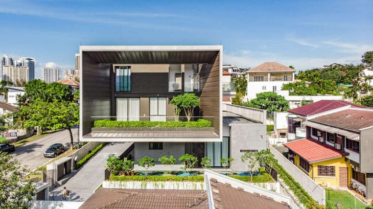 C House By Dca Design Collective Architects Archiscene