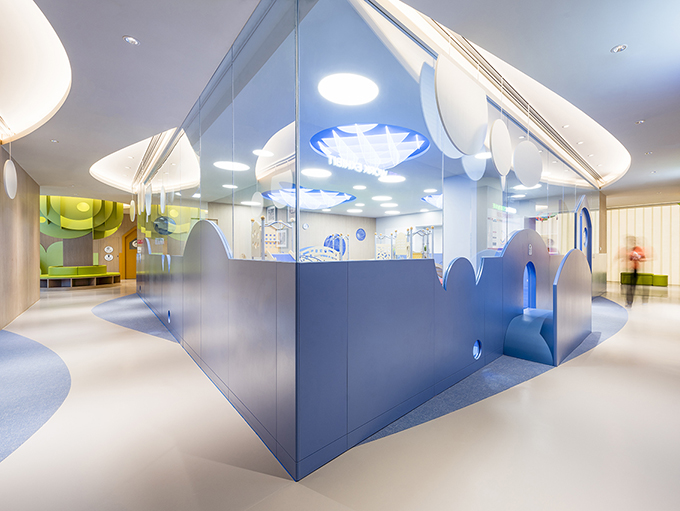 4 Kindergartens for Gymboree by Vudafieri-Saverino Partners