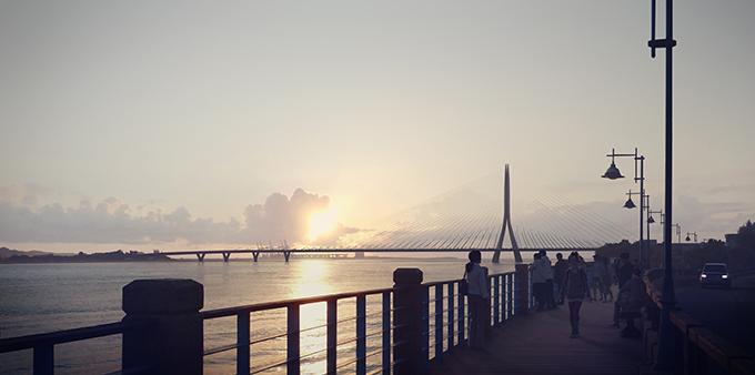 Zaha Hadid Architects Bridge