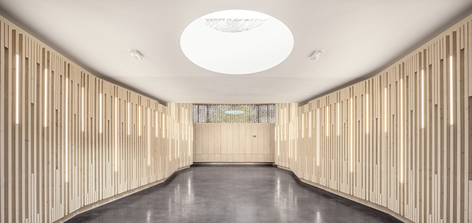 Elancourt Music School by OPUS 5 Architectes