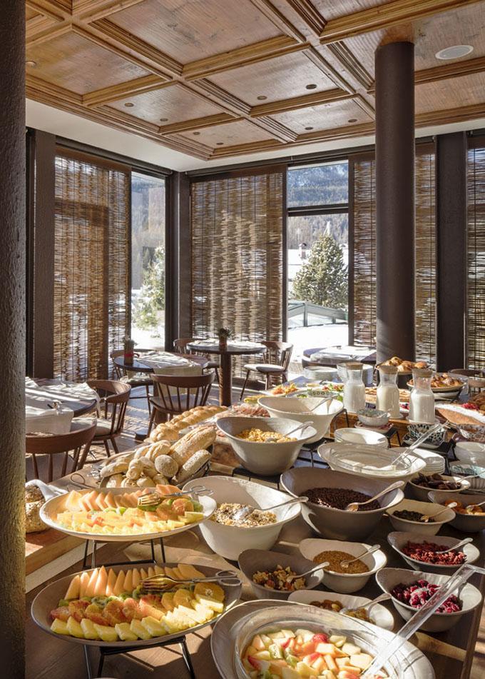 Faloria Mountain Spa Resort by Flaviano Capriotti