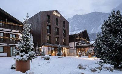 Faloria Mountain Spa Resort by Flaviano Capriotti
