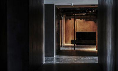 Moving as in a Dance by Wei Yi International Design Associates