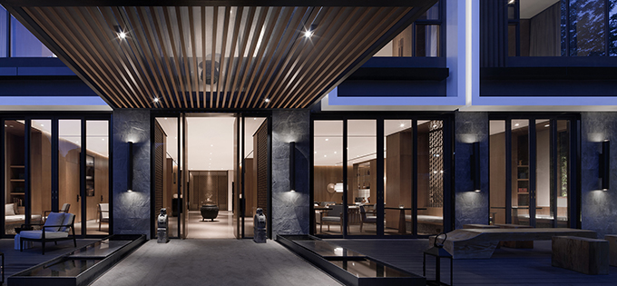 Blossom Dreams Hotel (Jima) by Co-Direction Design