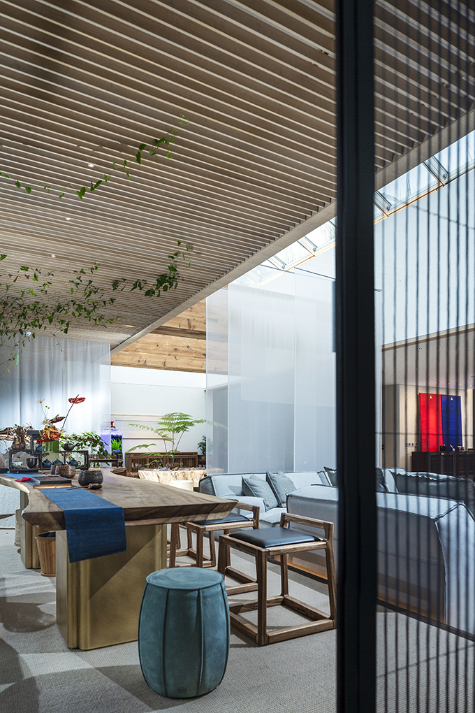 Cultural Space of No. 16 Bangchiao by TanzoSpace Design Office