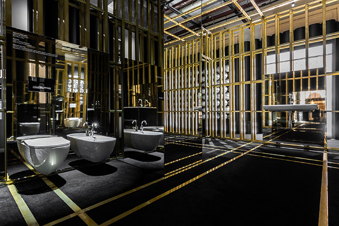 Design Meets Function - GEBERIT at FuoriSalone 2019