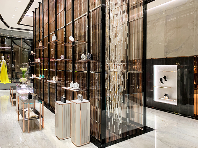 Ralph & Russo open European Flagship Store in Monte Carlo