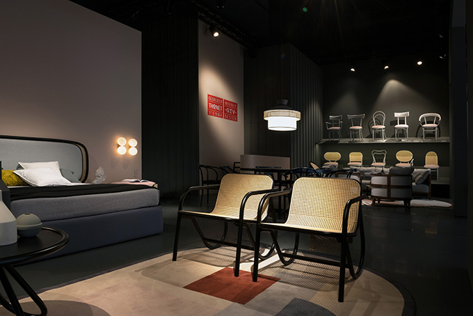 Gebrüder Thonet Vienna GmbH unveil New Projects at Salone del Mobile 2019