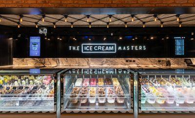Lucciano´s Ice Cream shop by FERRO & Assoc