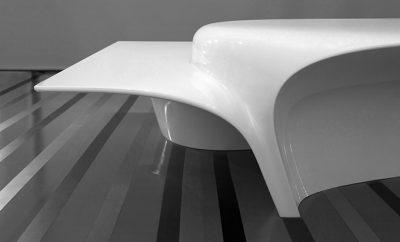 Mew Coffee Table for Sawaya & Moroni by Zaha Hadid Design