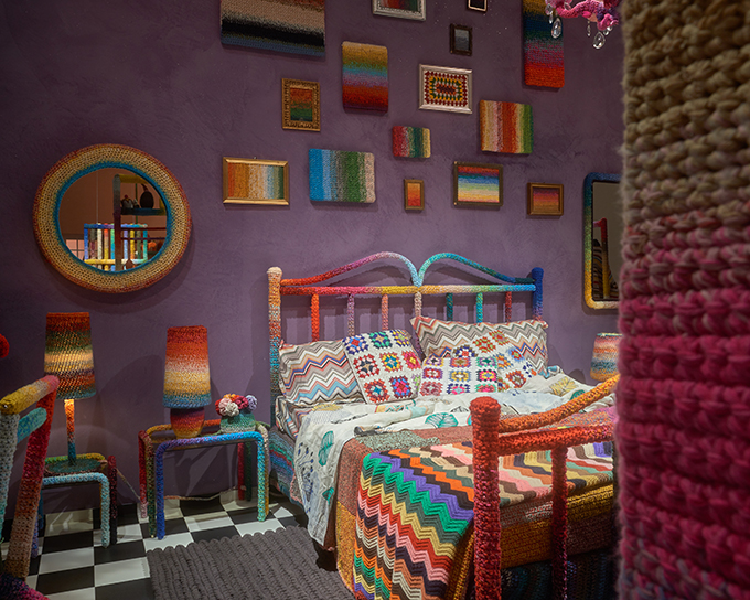 Missoni presents HOME SWEET HOME by Alessandra Roveda