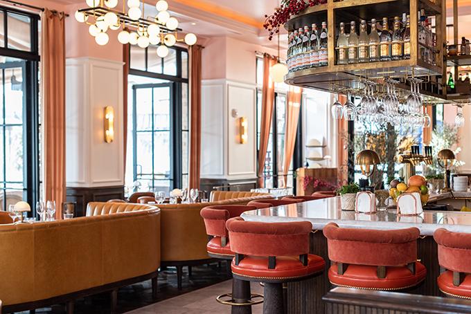 The Draycott A European-Inspired Brasserie by Fettle