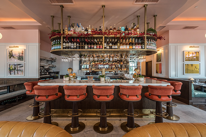 The Draycott A European-Inspired Brasserie by Fettle