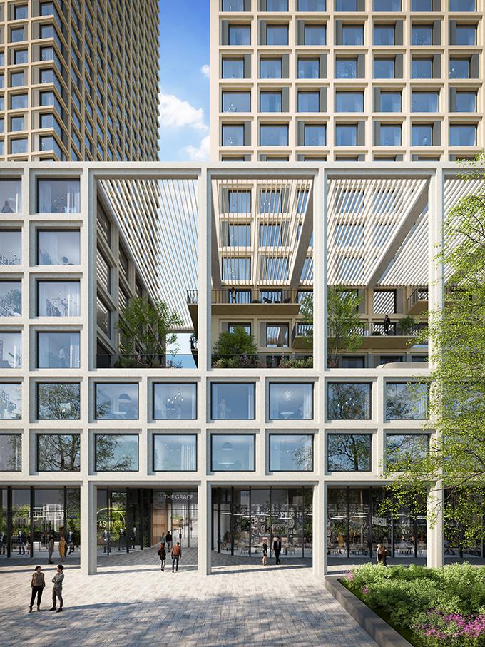 The Grace by Mecanoo Architecten