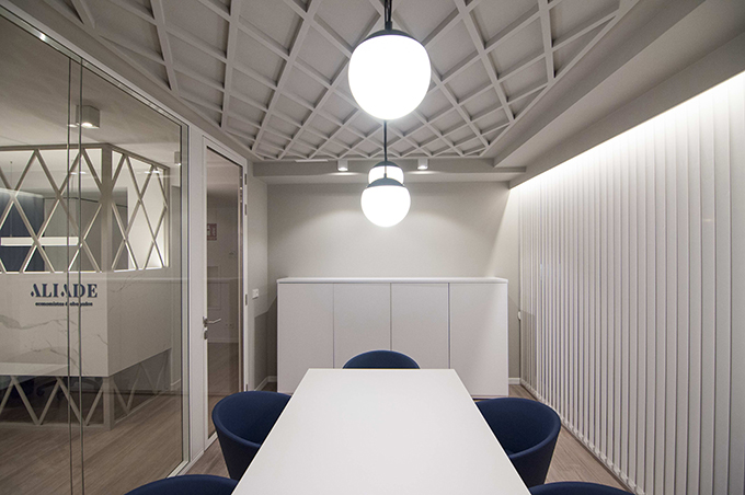 Aliade Offices by Vitale