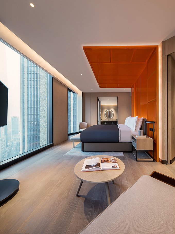 Canopy by Hilton in Chengdu by CCD Cheng Chung Design