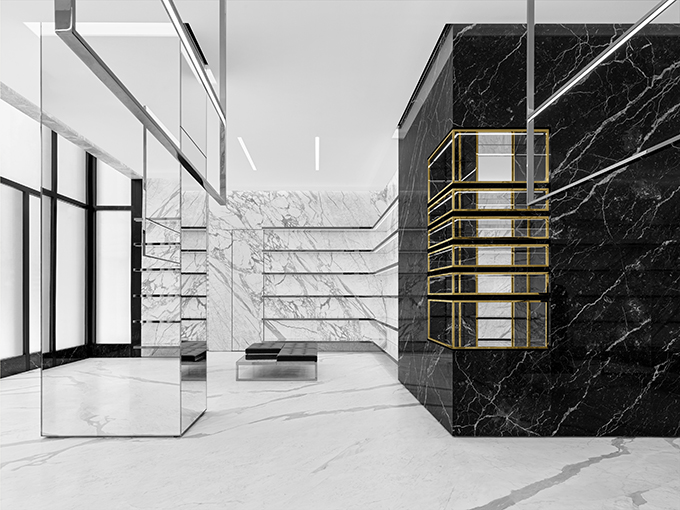 Discover the new Saint Laurent Beijing China World Store (2)