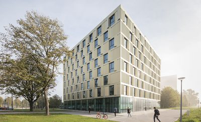 Erasmus Campus Student Housing by Mecanoo Architekten (1)