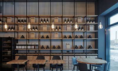 Kolby Wine Bar by CMC architects