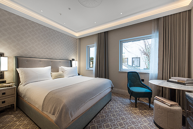 Lema UK for Great Scotland Yard Hotel by Unbound Collection