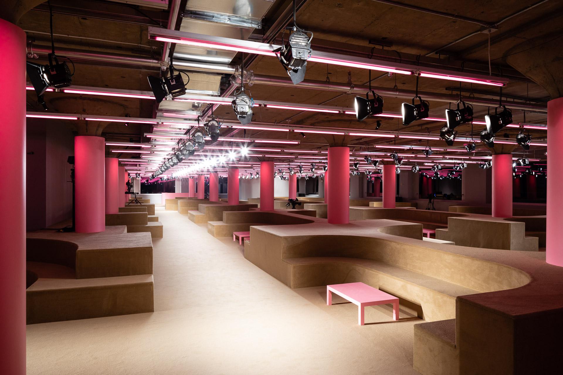 Take A Tour of Prada Resort 2020 Showspace by OMA/AMO ...