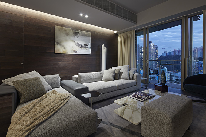 Penthouse at Kowloon Tong by Pal Pang