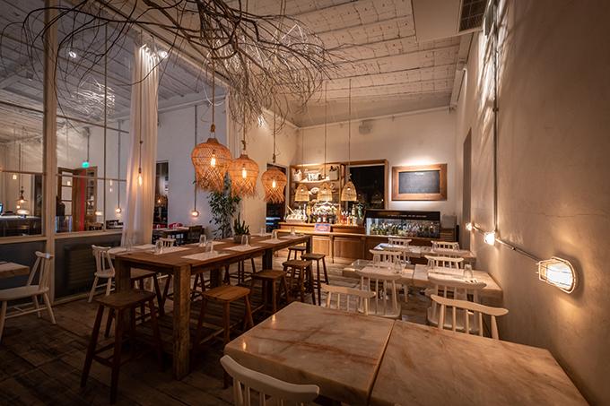 Restaurante LA SIFONDA by Estudio Montevideo