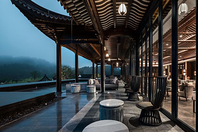 Banyan Tree Anji by ZSD & CL3 Architects Limited