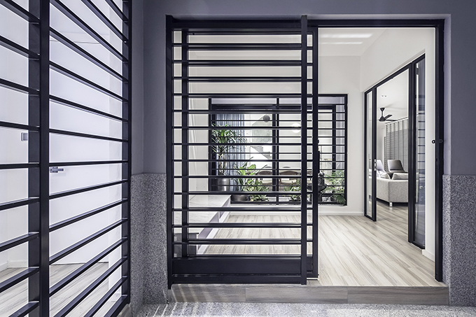 3x3 House by CL3, OPENUU, Lim + Lu